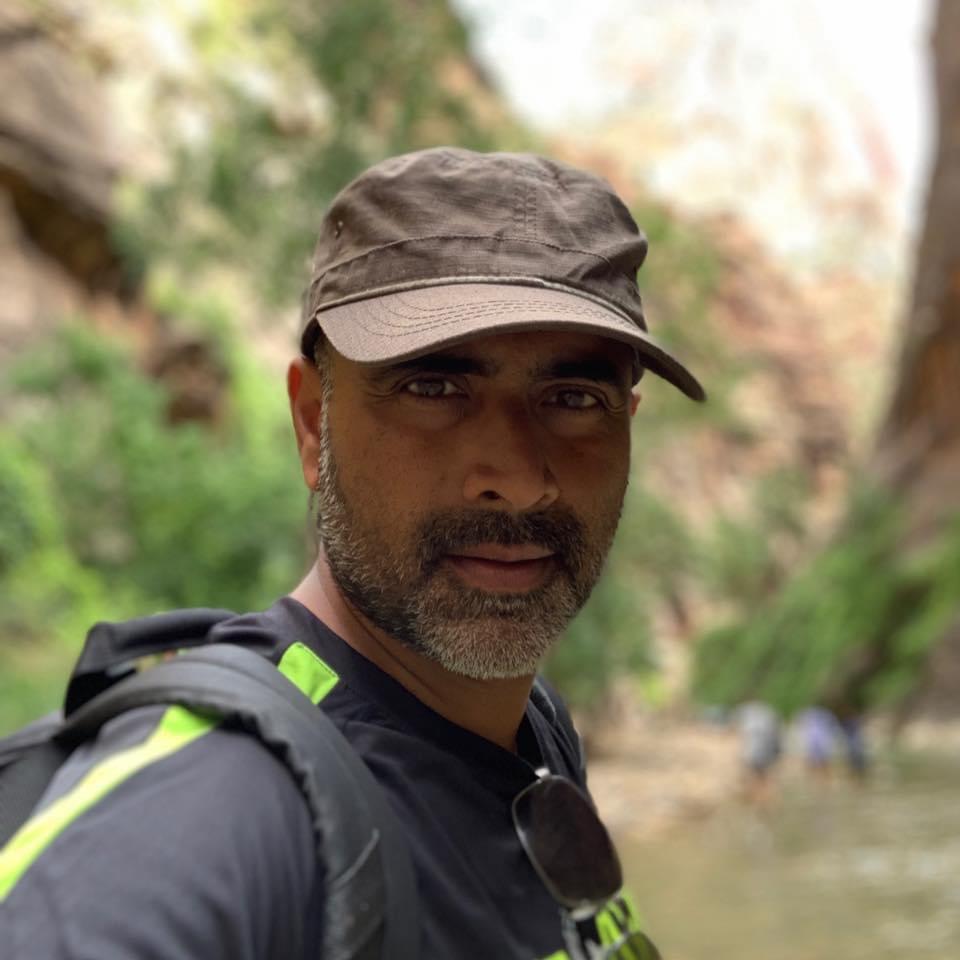 Dr Kannan Athreya